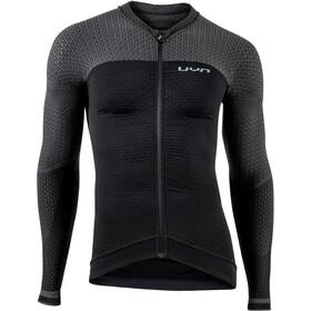 UYN Biking Alpha OW Koszulka z długim rękawem Mężczyźni, blackboard/charcoal